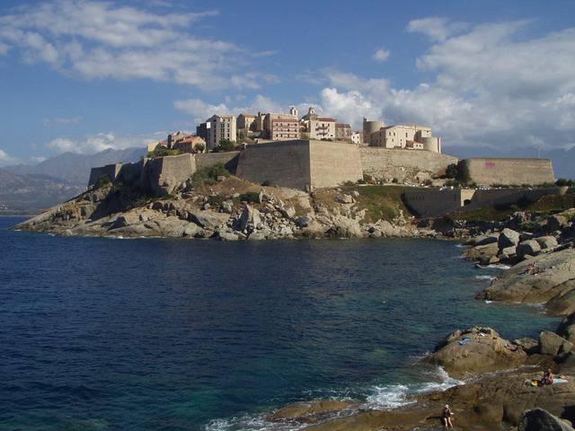 Calvi, Corsica @Pixabay