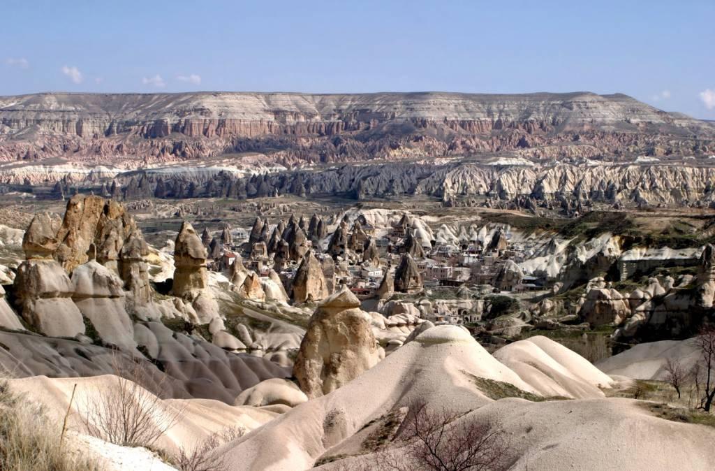 Cappadocia @Wikipedia