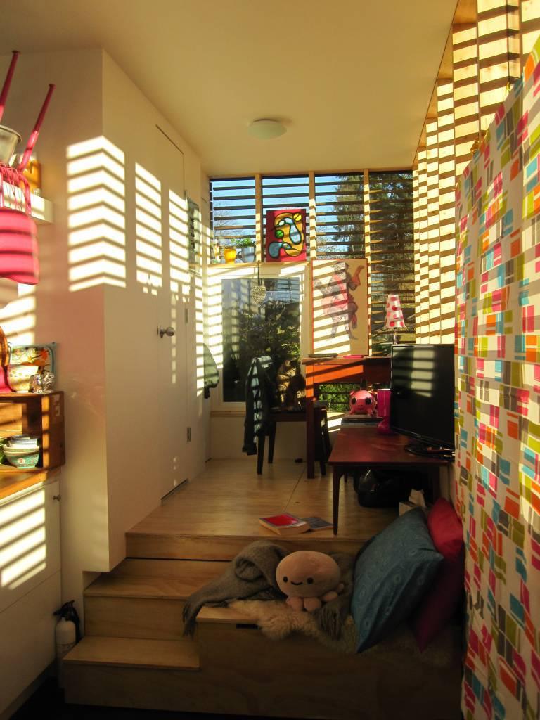La mini casa da 17 metri quadri con ogni comfort - Valutazione metri quadri casa ...
