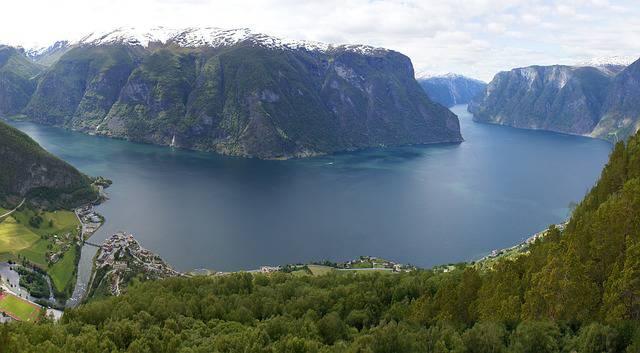 Norvegia @Pixabay