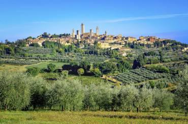 - Non andate mai in Italia - San Gimignano (Toscana)