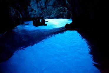 grotta Azzurra in Croazia