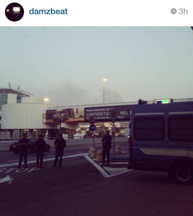 Fonte immagine: Instagram; Damzbeat