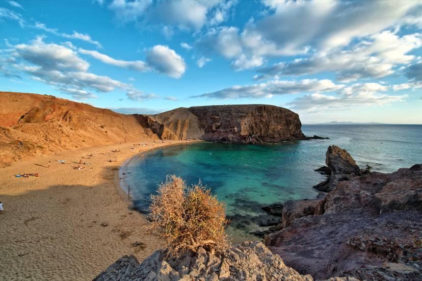 Lanzarote @Pixabay