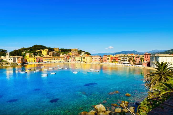 le 10 spiagge più belle della Liguria