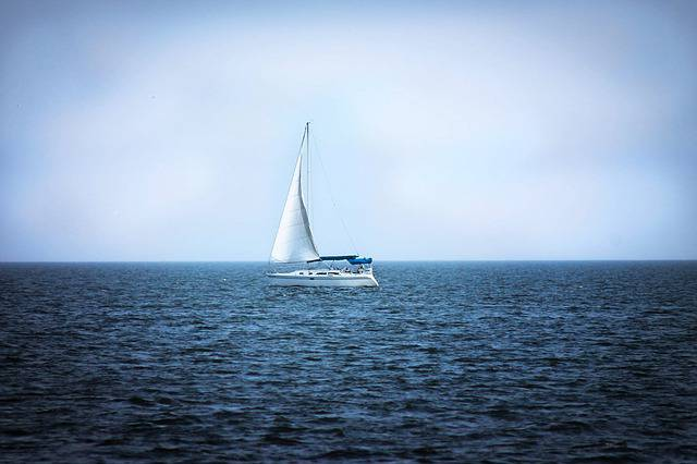 Barca a vela @Pixabay