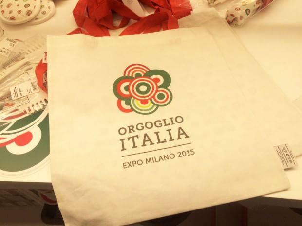 Gadget di Padiglione Italia - @Larepubblica.it