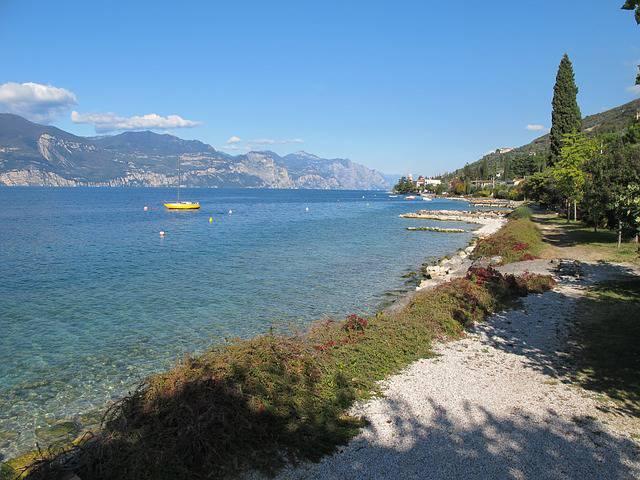 Lago di Garda @Pixabay