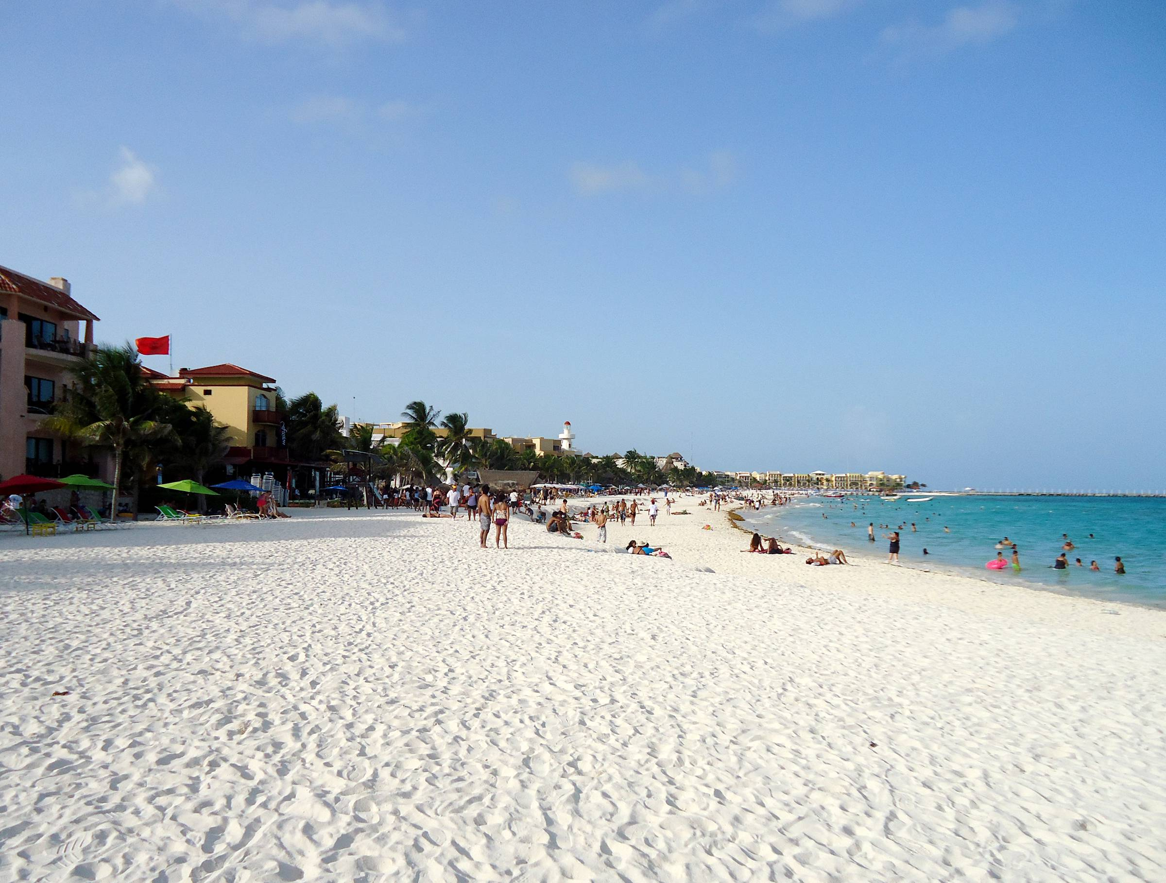 Playa de Carmen @Wikipedia