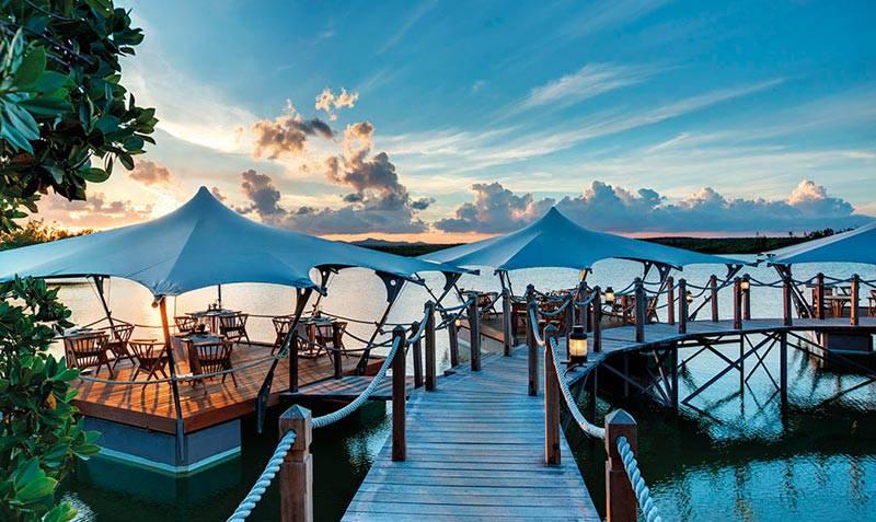 I 10 ristoranti sul mare pi belli del mondo for Hotel piu belli al mondo