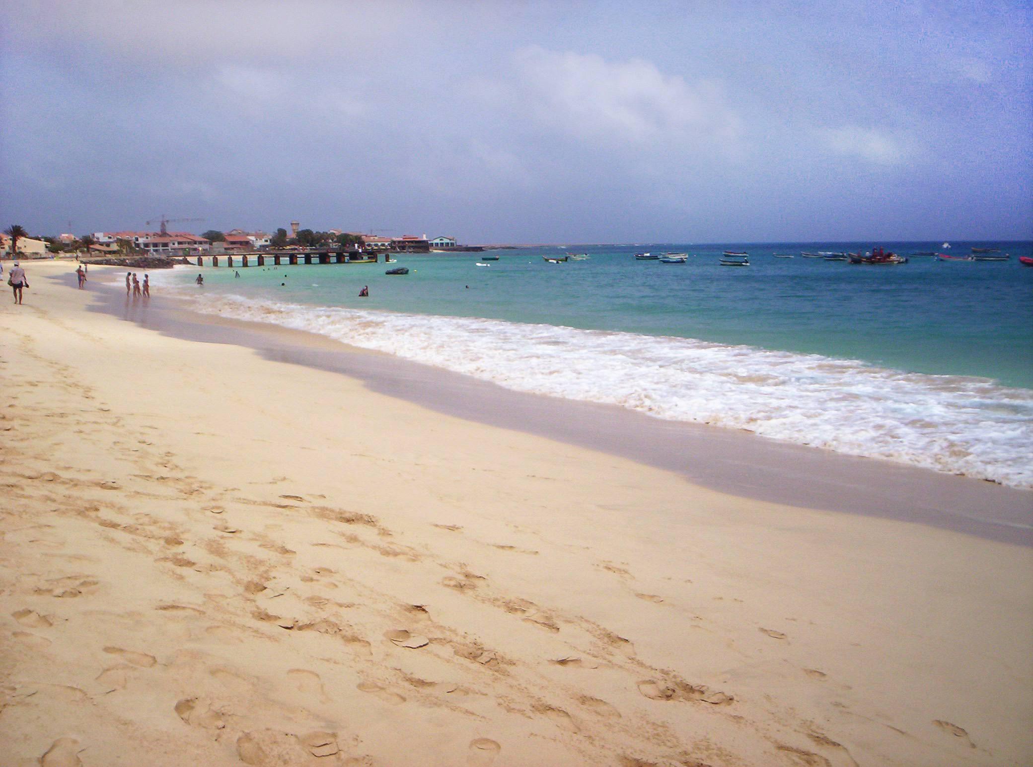 Isola di Sal, Capo Verde @Wikipedia
