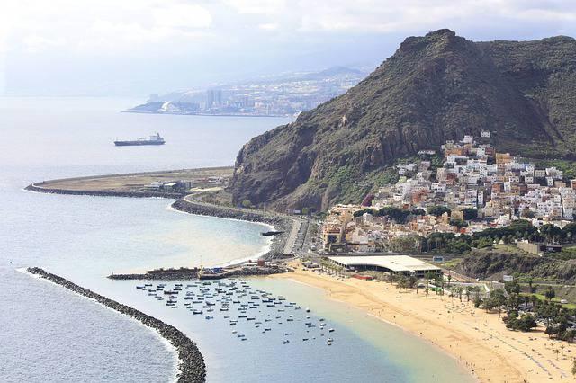 Tenerife @Pixabay