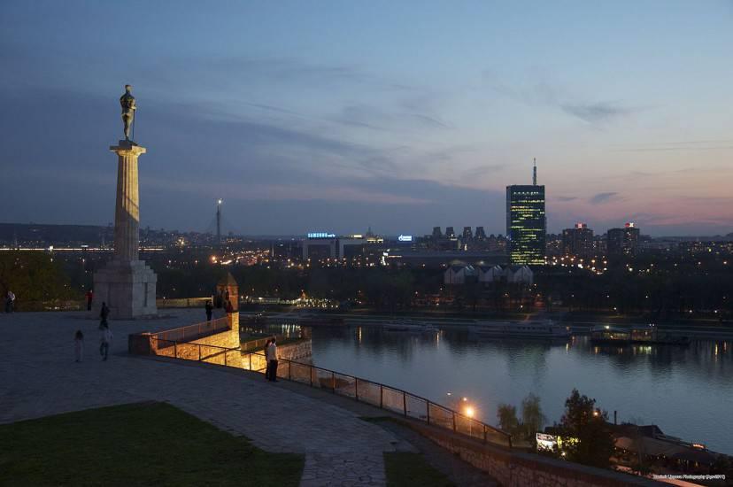 Belgrado (Foto di Danimir, da Wikipedia)