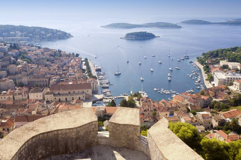 Hvar, Croazia (Thinkstock)
