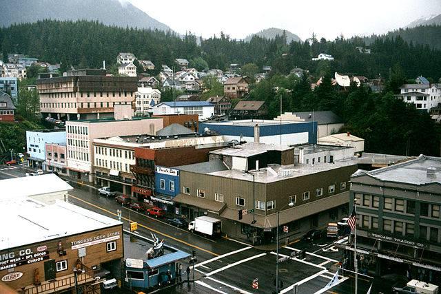 Ketchikan, Alaska (Foto Wikipedia)