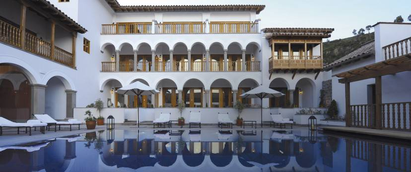 Belmond Palacio Nazarenas (Foto da sito hotel)