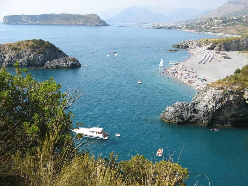 San Nicola Arcella, Calabria (pubblico dominio)