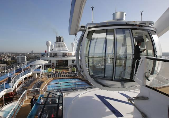 Viaggiare in crociera 10 navi pi incredibili del mondo for Quali sono le migliori cabine su una nave da crociera