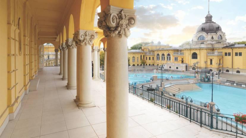 Four Seasons Hotel Gresham Palace, Budapest (foto da sito hotel)