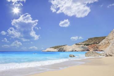 Lefkada, Grecia (Thinckstock)