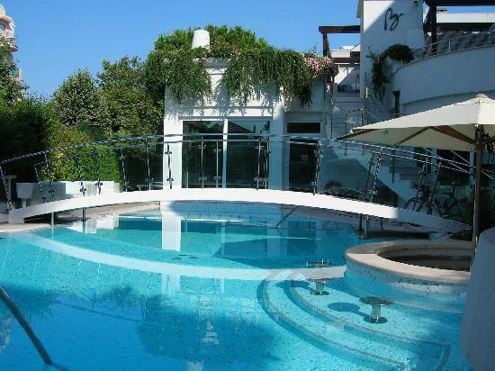 Hotel Belvedere di Riccione (Foto TripAdvisor)
