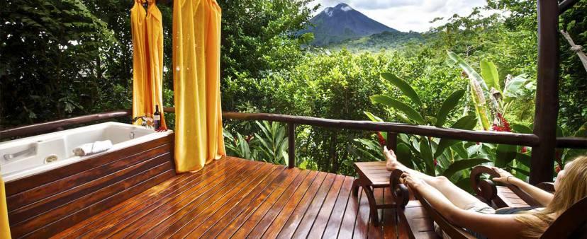 Nayara Hotel, Costa Rica (Foto dal sito dell'albergo)