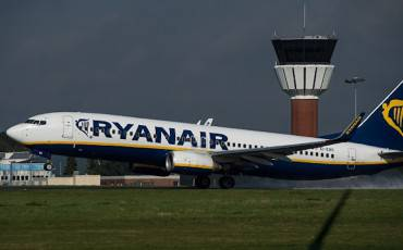 Ryanair (PHILIPPE HUGUEN/AFP/Getty Images)