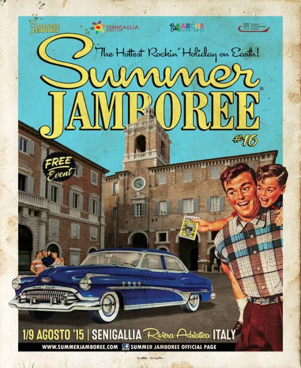 Manifesto del Summer Jamboree 2015