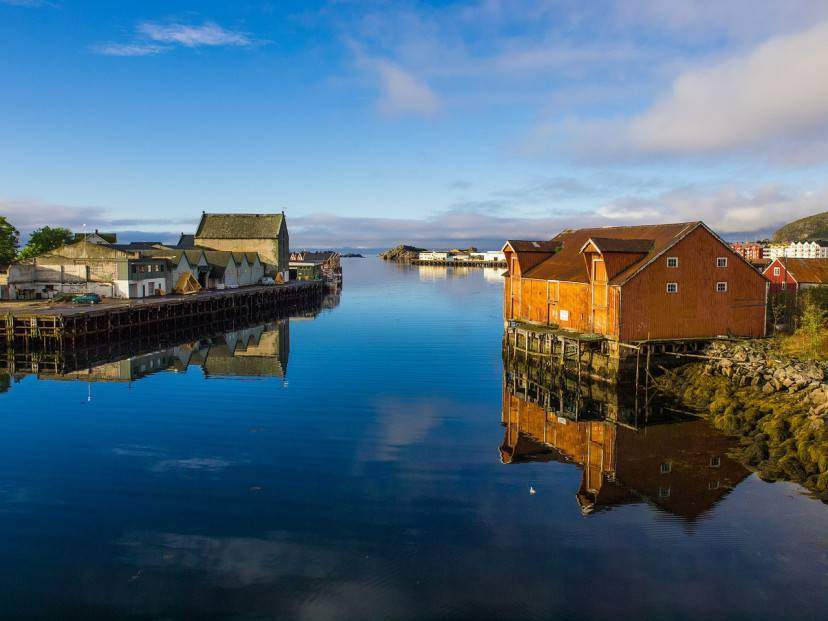 Svolvær, Isole Lofonten (Foto di gustavmelin0, Pixabay)
