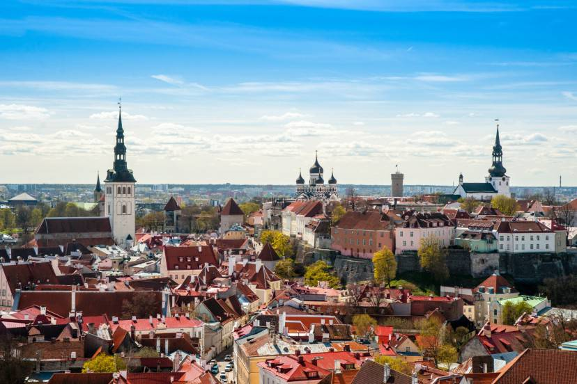 Tallinn, Estonia (Thinkstock)