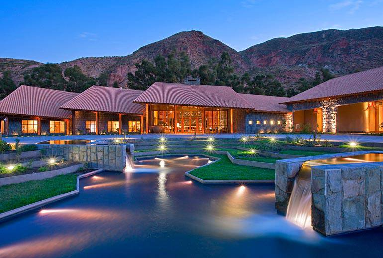 Tambo del Inka resort (Foto hotel)