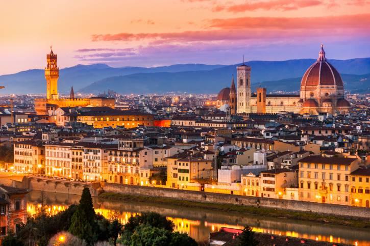 Firenze (Thinkstock)