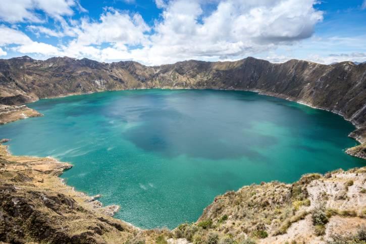 Lago Quilotoa, Ecuador (Thinkstock)