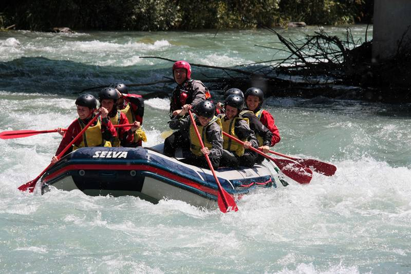 Rafting - Valtellina