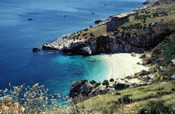 Tonnara dell'Uzzo, Costa dello Zingaro a San Vito Lo Capo (Wikipedia)