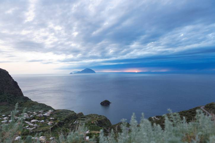 salina,sicilia