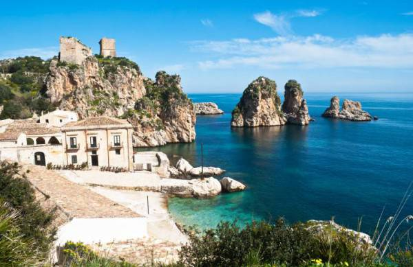 Tonnara di Scopello (Thinkstock)