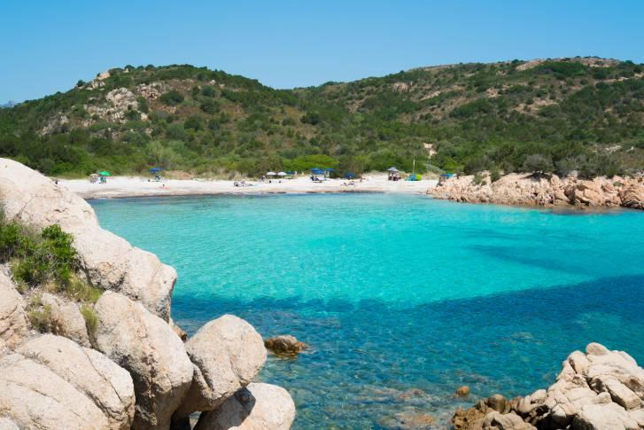 Costa Smeralda, Spiaggia del Principe (Thinkstock)