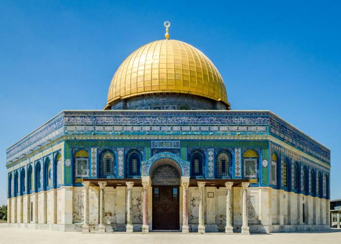 La Cupola della Roccia di Gerusalemme (Thinkstock)