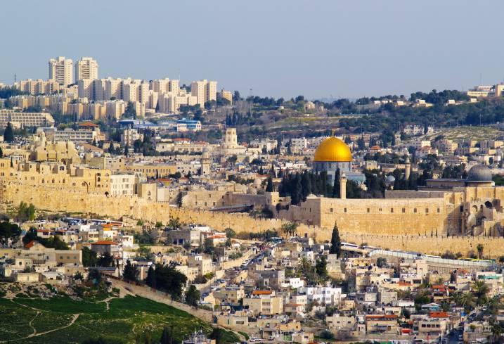 Gerusalemme (Thickstock)