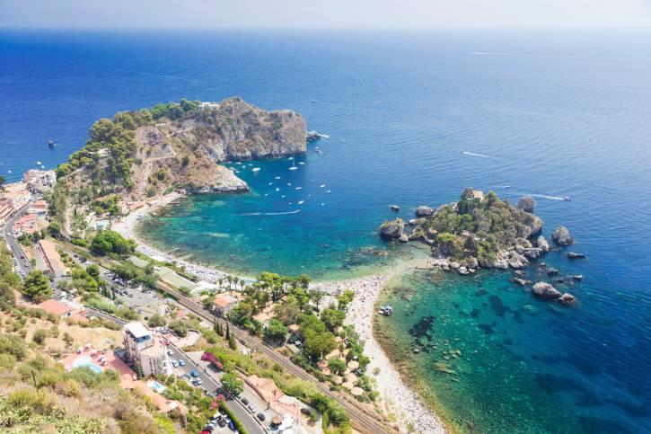 Isola Bella, Taormina (Thinkstock)