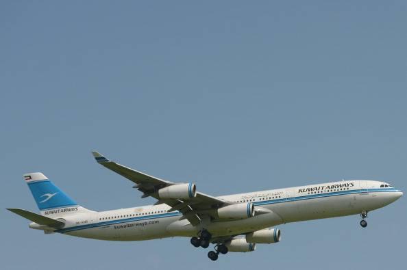 Kuwait Airways (ADEK BERRY/AFP/Getty Images)