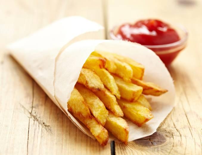 Patatine fritte (Thinkstock)