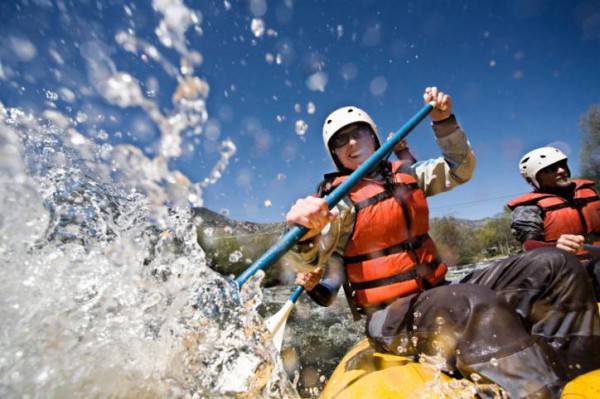 Rafting (Thinkstock)