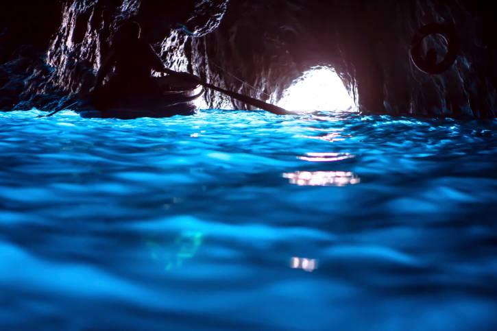 Grotta Azzurra, Capri (Thinkstock)