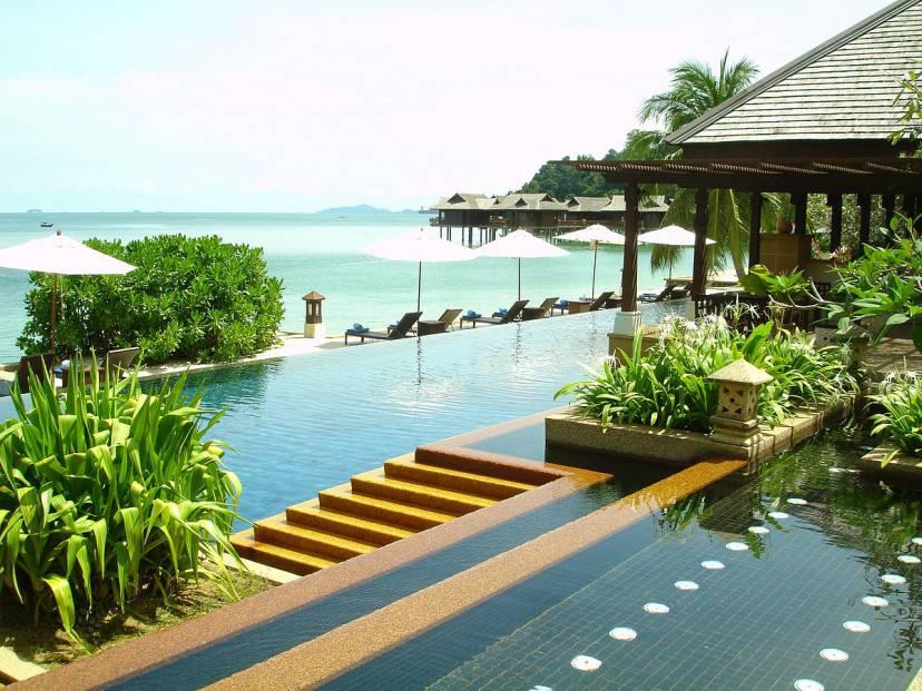 Malesia, Pangkor Laut Resort (Foto di Azreey da Wikicommons. Licenza CC BY-SA 3.0)