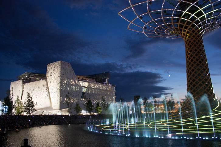 EXPO 2015 - Pavilion Italy