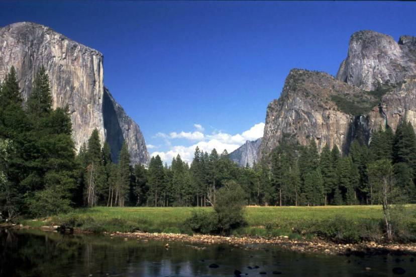 Parco Nazionale di Yosemite (Foto di Rainer Marks, da Wikicommns, Pubblico Dominio)