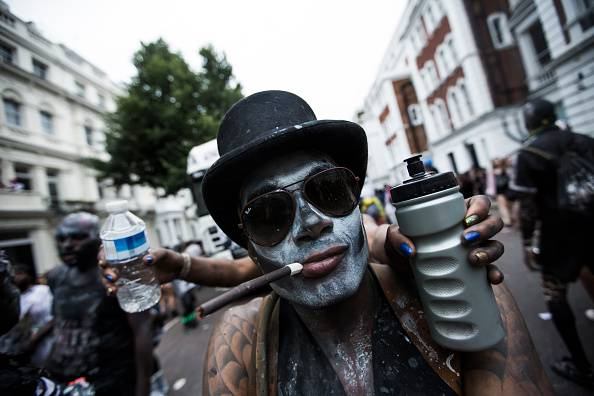 Carnevale di Notting Hill 2015 (Photo by Daniel C Sims/Getty Images)