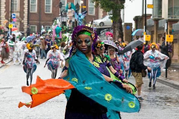 Carnevale di Notting Hill 2015 (Ben A. Pruchnie/Getty Images)